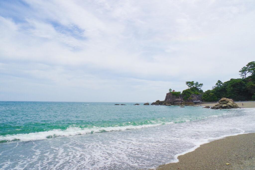 【夏の四国キャンプ2日目】桂浜の青い海に感動!飯盗も旨いぞ!