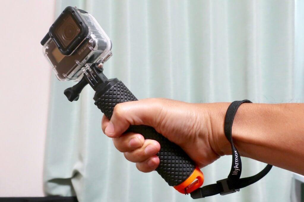 GoProでの水中映像に!持っておきたい水中用アクセサリーを紹介