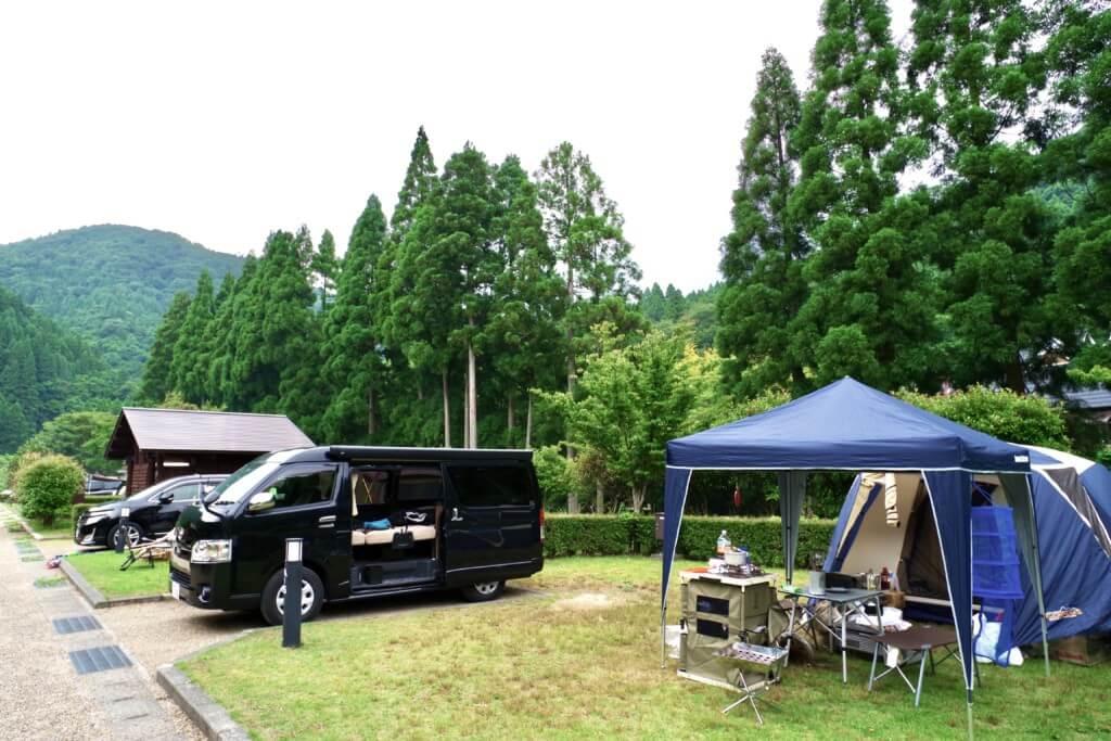 【家族キャンプ】大見いこいの広場キャンプ場を満喫!