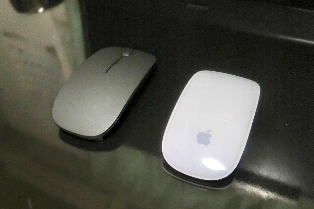 Amazonで購入した安い充電式ワイヤレスマウスが使いやすかった!