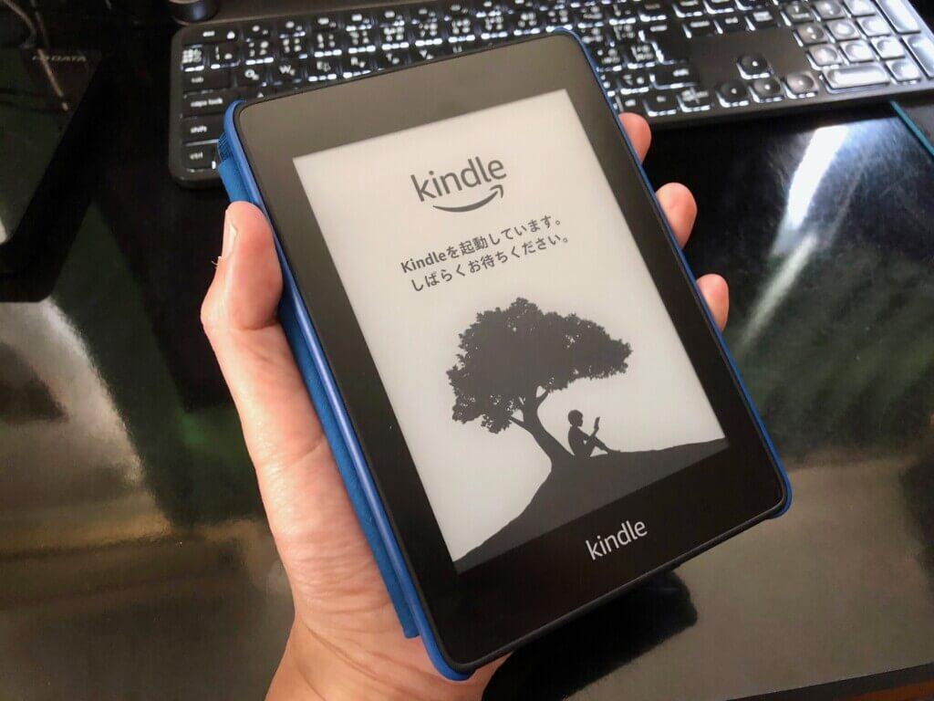 目に優しい電子書籍リーダーKindle Paperwhiteを使った感想
