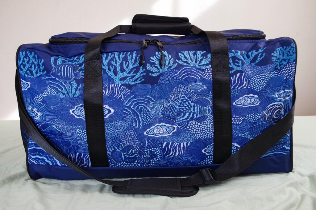 Printfulを使ってみた!オリジナルのダッフルバッグを作った感想